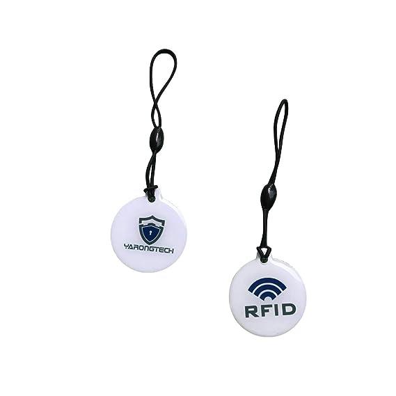 YARONGTECH MIFARE Classic 1K etiqueta RFID HF ISO14443A epoxi ...