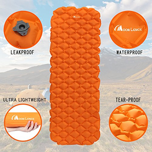 wwww Camping air cushion-Orange by wwww (Image #6)