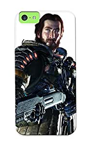 XSGNsXr5966nSSqo Tpu Case Skin Protector For Iphone 5c Jim Peyton Lost Planet 3 With Nice Appearance For Lovers Gifts