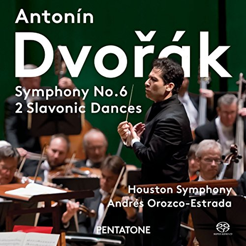 Dvorák: Symphony No. 6 & 2 Slavonic Dances -