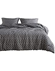 Wake In Cloud - 3pcs Quilt Cover Set