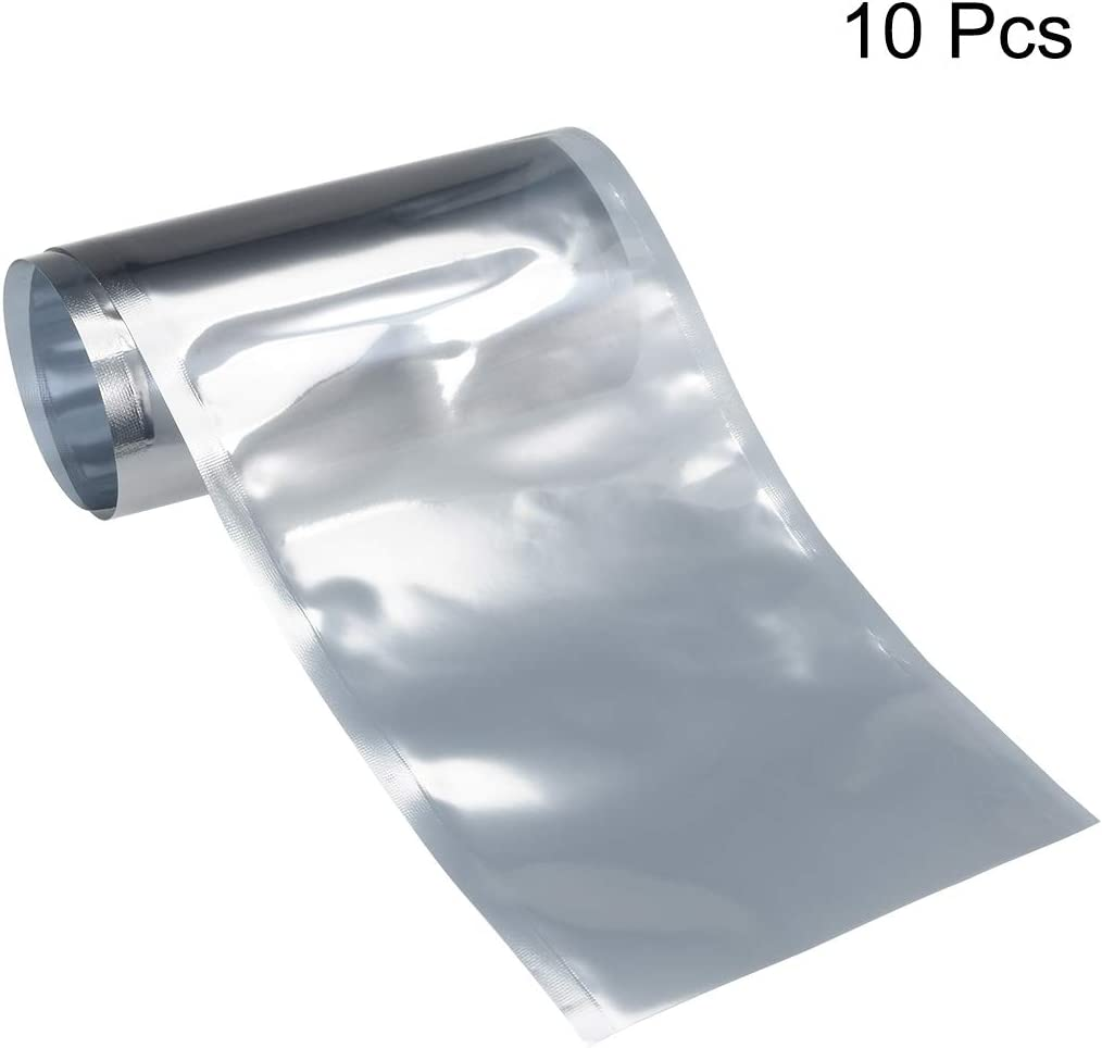 10 PCS Flat Open Top Anti Static Bag for Electronic Devices uxcell Antistatic Shield Shielding Bag 4x26 inch 100x660mm