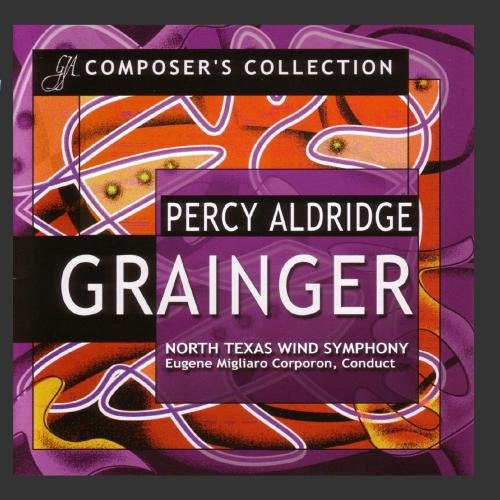 Composers Collection: Percy Aldridge Grainger by GIA