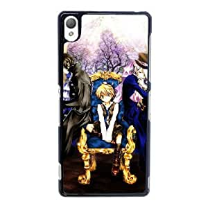 Sony Xperia Z3 Cell Phone Case Black Pandora Hearts YT3RN2579905
