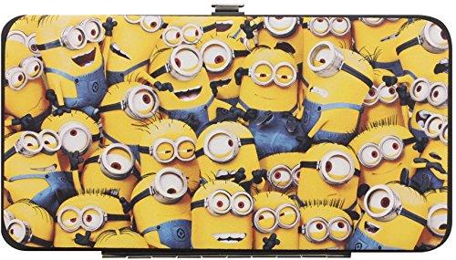 Despicable Me Minions con bisagras tipo Cartera: Amazon.es ...