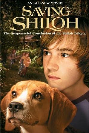 Saving Shiloh DVD And Book Scott Wilson