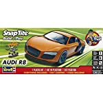 Revell Inc. 851699 1/24 Audi R8 Orange, 851699 from Revell