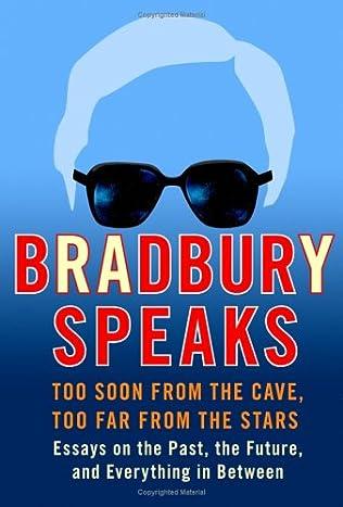 book cover of Bradbury Speaks
