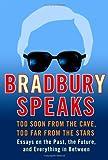Bradbury Speaks, Ray Bradbury, 0060585684