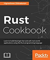 Rust Cookbook Front Cover