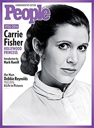 PEOPLE Carrie Fisher: Hollywood Princess (English Edition) eBook ...