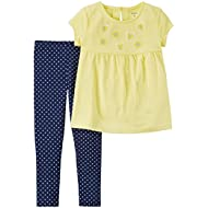 Baby Girls' 2 Pc Playwear Sets 239g340