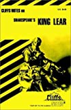 Shakespeare's King Lear, Cliffs Notes Staff and James K. Lowers, 0822000415