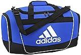 adidas Defender II Duffel Bag (Medium), Bold Blue, 13 x 24 x 12-Inch