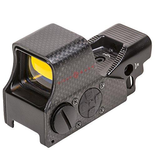 (Sightmark SM26015 Ultra Shot M-Spec FMS Carbon Fiber Reflex Sight, Black)