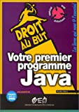 img - for Votre premier programme Java book / textbook / text book