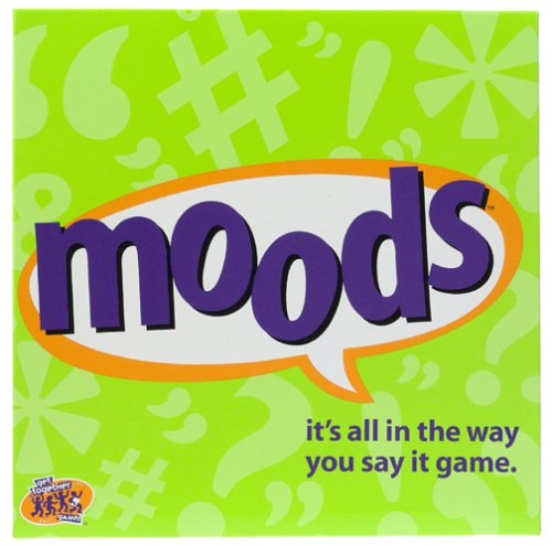 moods board game by hasbro - 1