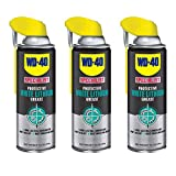 WD-40 Specialist White Lithium Grease Spray Metal on Metal Lubricant (3 Pack)