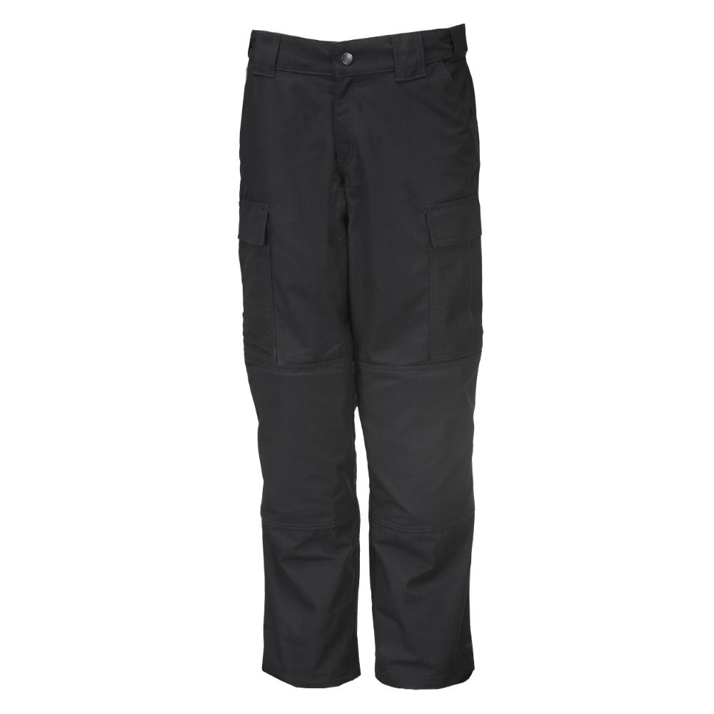 Black 5.11 Tactical  64359 WoMen's Ripstop TDU Pant