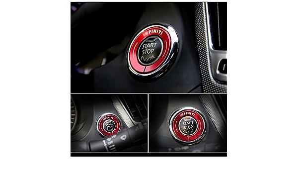 Emblema Trading Emblema Interruptor de luz Marco embellecedor Acero Inoxidable Auto accesorios: Amazon.es: Coche y moto