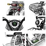 ZWDM-Biciclette-500W-Elettrici-per-Adulti-3-Ruote-Mountain-Motorino-Elettrico-48V-8AH-12-Bicicletta-Elettrica-con-La-Serratura-Elettrica-Veloce-Caricabatteria-per-La-Casa-Shopping-USABlu