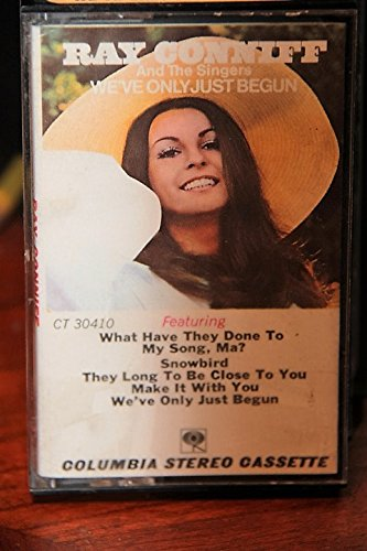 Ray Conniff And The Singers - We've Only Just Begun - Audio Cassette