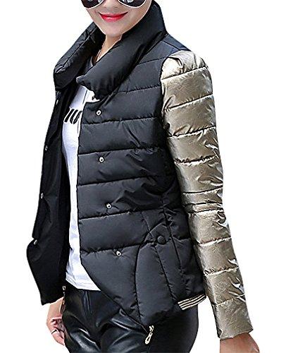 Puff Sleeve Jacket - 4