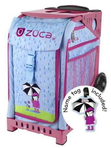 ZUCA April showers ice skating bag (pink frame)