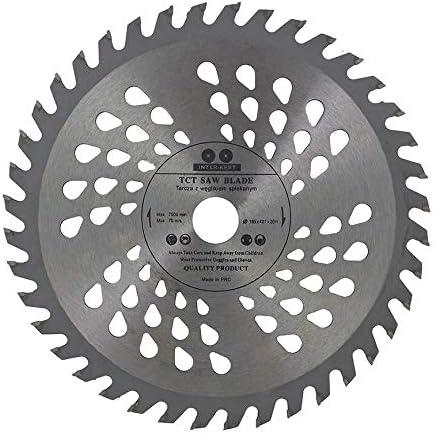 Discos de superior calidad hoja de sierra circular 185 mm para el corte madera Circular 185 x 20 mm x 40 dientes