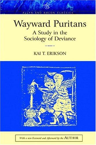 Wayward Puritans