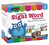 Nonfiction Sight Word Readers Set 1 - NL4664