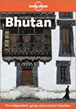 Front cover for the book Lonely Planet Bhutan by Stan Armington