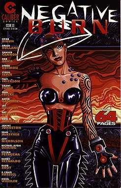 Negative Burn, Edition# 30