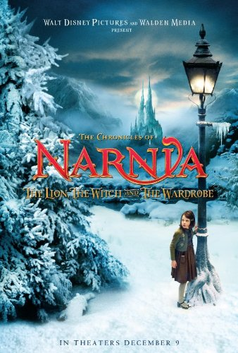 Pop Culture Graphics Chronicles of Narnia: The Lion, The Witch and The Wardrobe Poster Movie B 27x40 Georgie Henley