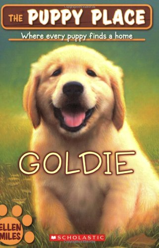 Puppy Place - Goldie (The Puppy Place)