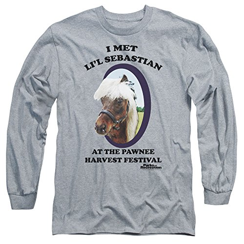 Parks and Recreation Comedy NBC TV Series Pawnee Adult Crewneck Sweatshirt
