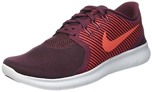 Nike 831510-600, Zapatillas de Trail Running para Hombre Rojo (Night Maroon / Ember Glow-Gym Red)