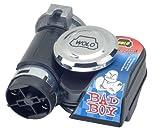 Wolo (419) Bad Boy Air Horn - 12 Volt , Black