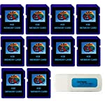 4GB SDHC Class 10 Everything But Stromboli 10-Pack SD Style Flash Memory Card Wholesale Bulk Lot works with Digital… 4 Multi-Pack:10 x SDHC Style Memory Cards Compatible with all SDHC compliant devices including Nikon, Canon, Kodak, Panasonic, Sony (10) High capacity SD HC cards to help categorize, archive and store more digital content such as photos, videos and music