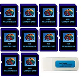 Everything But Stromboli SDHC Class 10 10-Pack SD Style Flash Memory Card Wholesale Bulk Lot Works with Digital, Trail, Canon, Nikon, Game Camera (tm) Combo Reader 4 Multi-Pack:10 x SDHC Style Memory Cards Compatible with all SDHC compliant devices including Nikon, Canon, Kodak, Panasonic, Sony (10) High capacity SD HC cards to help categorize, archive and store more digital content such as photos, videos and music
