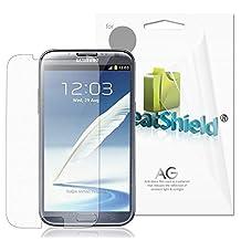 GreatShield Ultra Smooth Clear (HD) Screen Protector Guard for Samsung Galaxy Note 2 II - LIFETIME WARRANTY