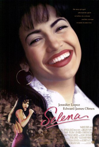 Image result for Selena movie  poster