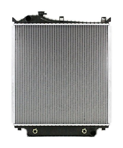 Radiator - Pacific Best Inc For/Fit 2816 Ford Explorer Mercury Mountaineer 4.0/4.6L PT/AC 1-Row (Mercury Radiator Mountaineer Replacement)