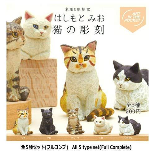 하시모토 미오 고양이의 조각 [전 5 종 세트 (풀 무료 초대권)