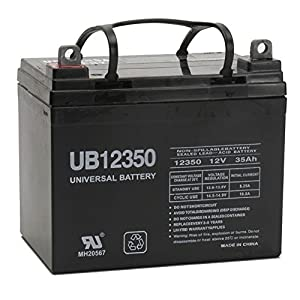 Universal Power Group 12V 35AH Jazzy Select GT Power Chair Scooter Battery