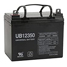 12V 35AH Group U1 AGM VRLA Deep Cycle Scooter Battery