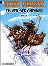 Buddy Longway, tome 7 : L'hiver des chevaux par Derib