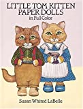 img - for Little Tom Kitten Paper Dolls in Full Color book / textbook / text book