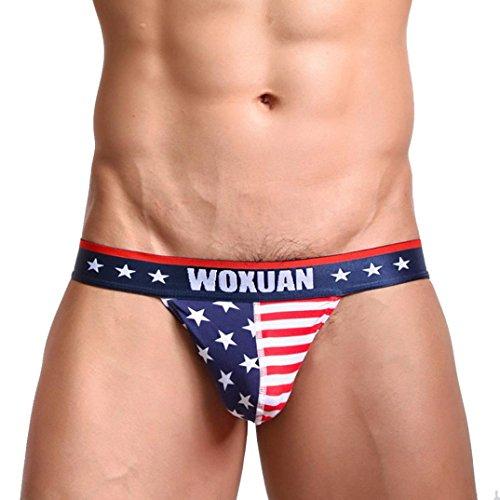 TOOPOOT Mens Sexy Underwear Shorts,Sexy Briefs and Men