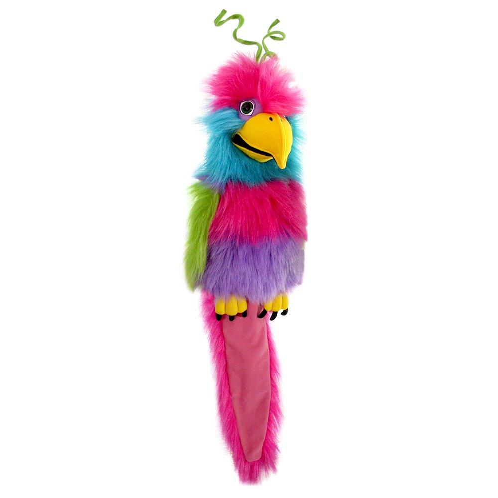 amazon com the puppet company large birds bird of paradise hand